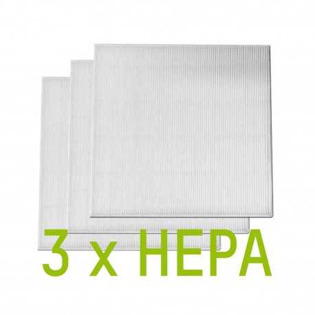 HEPA-Filter Pack (3 Stück) zu ecofort ecoQ 9L steady