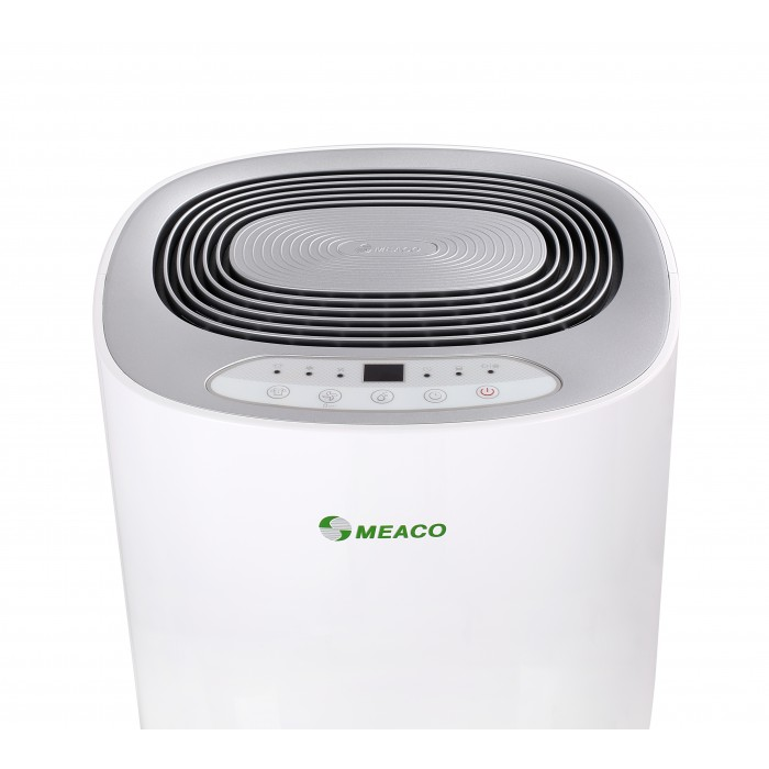 Meaco 12L Low Noise Silber